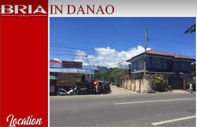 Bria Danao location 2