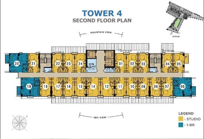 Casa Mira Towers Mandaue Tower 4 second