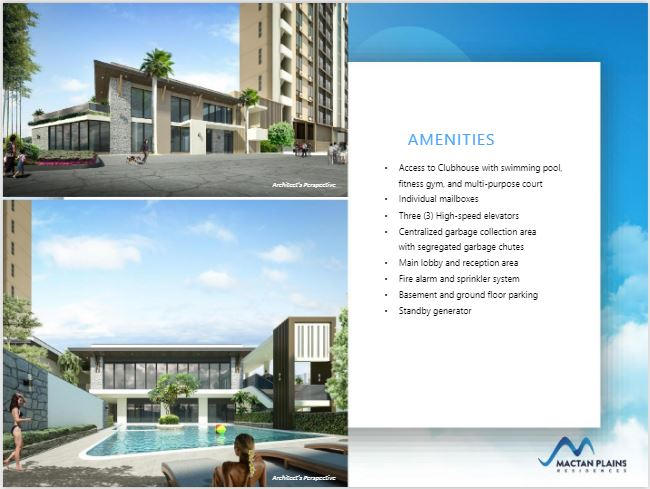 Mactan Plains Residences amenity 2