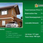 Camella Carcar – Can-Asujan, Car-car City, Cebu