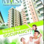 MIVESA GARDEN RESIDENCES condo  in  Lahug, Cebu City