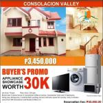 Consolacion Valley House Ready for Occupancy. . .