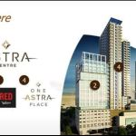One Astra Place Condominium located in  A.S. Fortuna St. Mandaue City (in front of Oakridge Business Park)