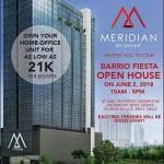 Meridian by Avenir located in Pope John Avenue, Mabolo Cebu. . .